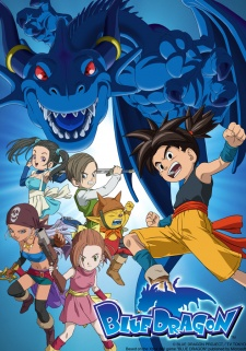 Blue Dragon Episode 33-34 [Subtitle Indonesia]